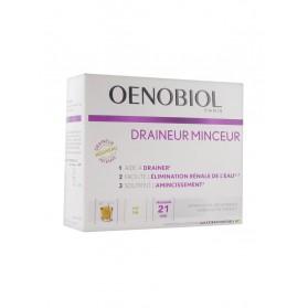 Oenobiol Draineur Minceur 21 Sticks - Goût : Thé