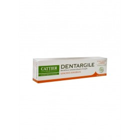 Cattier Dentargile Dentifrice Gencives Sensibles 75 ml