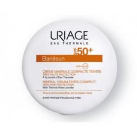 Uriage Bariésun Crème Minérale Compacte Teintée Claire SPF50+ 10g