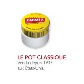 Carmex Baume Hydratant pour lèvres 7,5g