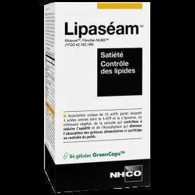 NHCO - Lipaséam, 84 gélules
