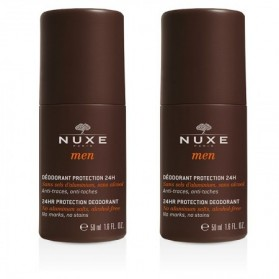 NUXE Men - Déodorant protection 24h pour homme - Lot de 2 x 50 ml