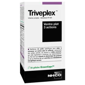 NHCO TRIVEPLEX Gél ventre plat Pilul/90