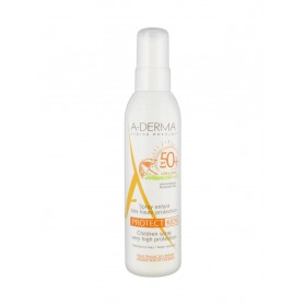 ADERMA PROTECT KIDS SPF50+ Spray Enf Fl/200ml