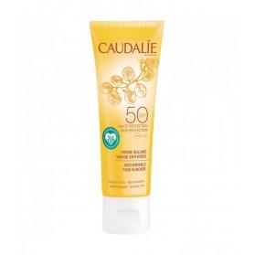 Caudalie Solaire Crème Visage Anti Rides SPF50 50Ml