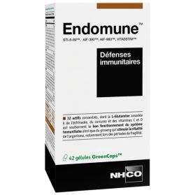 NHCO - Endomune, 42 gélules