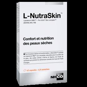 NHCO - L-NutraSkin, 42 capsules