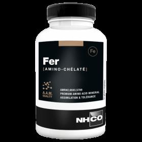 NHCO - AMINO-CHÉLATÉ - Fer, 84 gélules