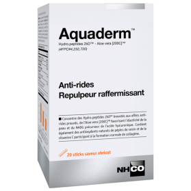NHCO - Aquaderm, 20 sticks
