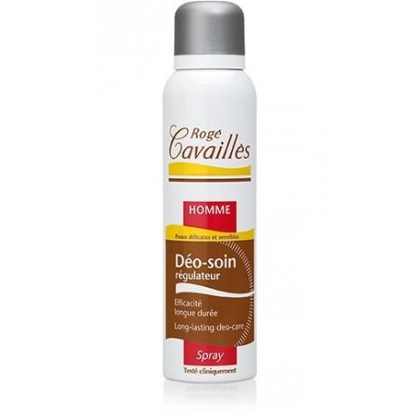 Rogé Cavaillès Homme Déo soin Régulateur Spray 48H 150ml