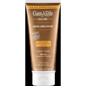 GAMARDE SOLAIRE Crème après soleil BIO tube 200ml