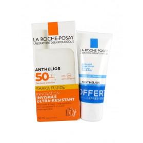 La Roche-Posay Anthelios Shaka Fluide SPF 50+ 50 ml + Après-Soleil 40 ml Offert