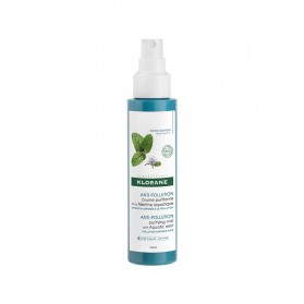 Klorane Brume Purifiante Anti-Pollution à la Menthe Aquatique 100 ml