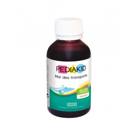 PEDIAKID MAL TRANSPORT Sp menthe dce Fl/125ml