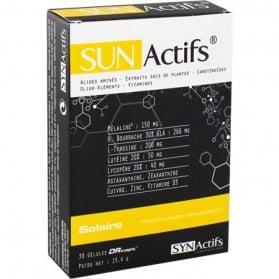 SUNACTIFS 30 GELULES