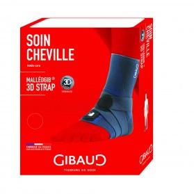 MALLEOGIB 3D Chevill strap bleu T2