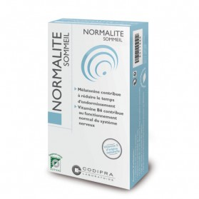 Normalite Sommeil 30 Capsules