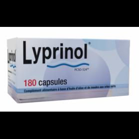 LYPRINOL CAPS 180