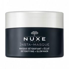 NUXE Insta-Masque Détoxifiant + Eclat 50ml