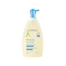 Aderma Primalba Gel Lavant 2 en 1 750 ml