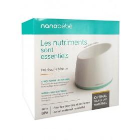 BEABA Nanobébé Bol Chauffe-Biberon