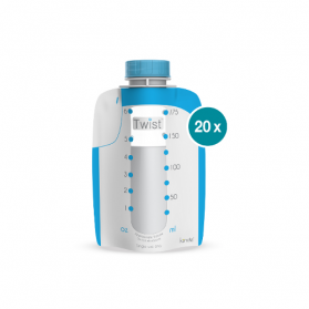 BABYMOOV Twist™ Sachets de conservation de lait maternel x20