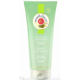 ROGER & GALLET GEL DOUCHE FEUILLE DE FIGUIER 200ML