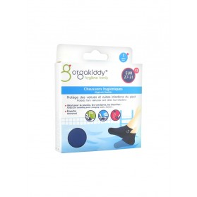 ORGAKIDDY CHAUSSONS HYGIENIQUES ENFANT Taille 27/31
