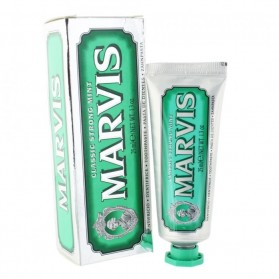 MARVIS DENTIFRICE CLASSIC STRONG MINT MENTHE CLASSIQUE 25ML