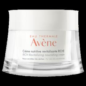 AVENE SOINS ESSENTIELS VISAGE Crème Nutritive Revitalisante Riche, 50ml
