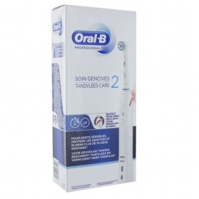 ORAL B PROFESSIONAL BROSSE A DENTS ELECTRIQUE SOIN GENCIVES 2