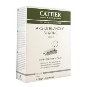 ARGILE CATTIER Pdr surfine blche B/200g