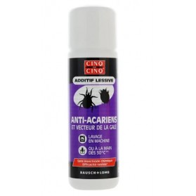 CINQ SUR CINQ Lessiv anti-acar & gale 250ml
