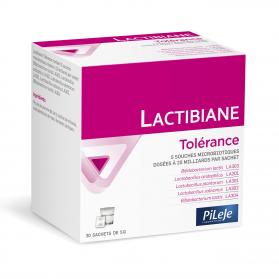 LACTIBIANE TOLERANCE 30 sachets de 5g