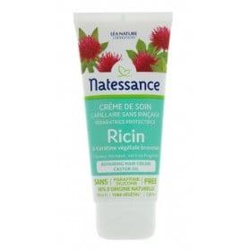 Natessance Crème de soin capillaire Ricin 100 ml