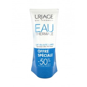 Uriage Lait Velouté Corps Lot de 2 x 200 ml