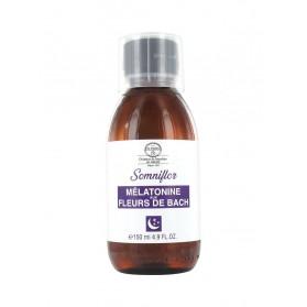 Elixirs & Co Somniflor Mélatonine aux Fleurs de Bach 150 ml