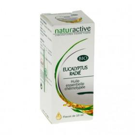 Naturactive huile essentielle bio eucalyptus radié 10ml