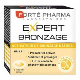 Forté pharma expert bronzage 56 comprimés