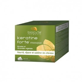 Biocyte kératine forte masque 100ml