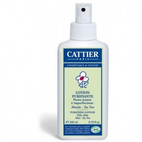 CATTIER LOTION PURIFIANTE 200ML