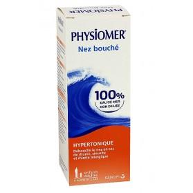 Sanofi Physiomer Nez bouché Spray Hypertonique 135ml