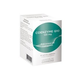 Ea granions coenzyme Q10 30 gélules