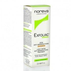 Exfoliac Soin Anti-Imperfections Teinté Clair 30 ml