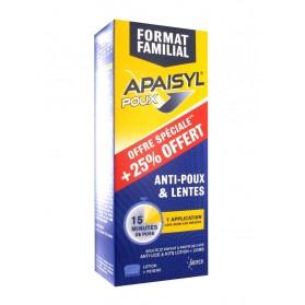 Apaisyl Poux Anti Poux & Lentes 250 ml