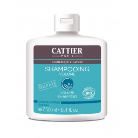 Cattier Shampooing Cheveux Fins Volume 250 ml