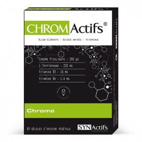 Synactifs chromactifs voite de 60 gélules