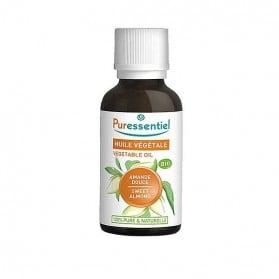 Puressenteil huile végétale d'amande douce 30ml