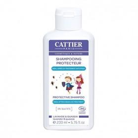 Cattier shampooing protecteur anti poux 200ml