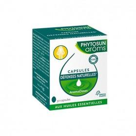 Phytosun aroms aromadoses défenses naturelles 30 capsules